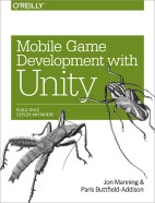 Coming soon: Mobile Game Development with Unity