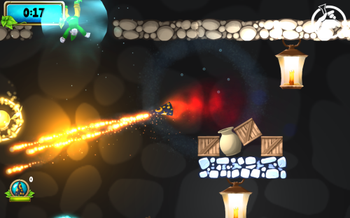 Game from TasJam 2015 by Secret Lab