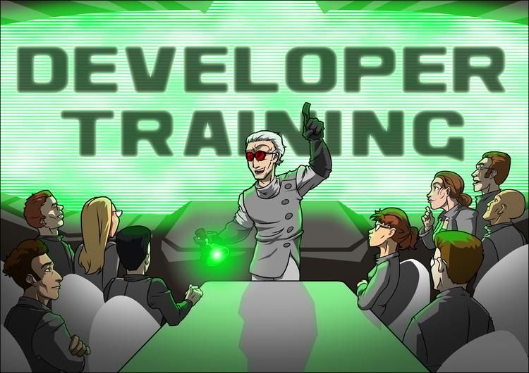 Secret Lab Developer Training