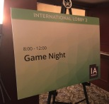 Game Night at IA Summit 2016